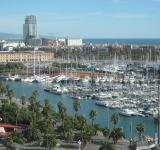 Free Photo - Barcelona yacht harbor