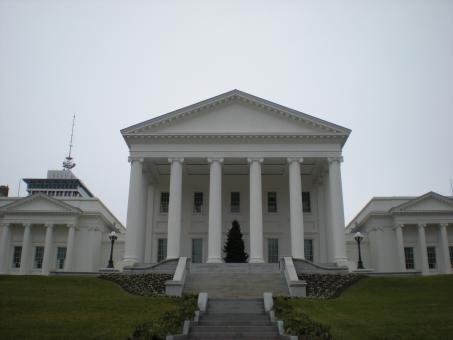 Virginia State Capitol - Free Stock Photo