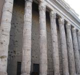 Free Photo - Columns on a Roman building