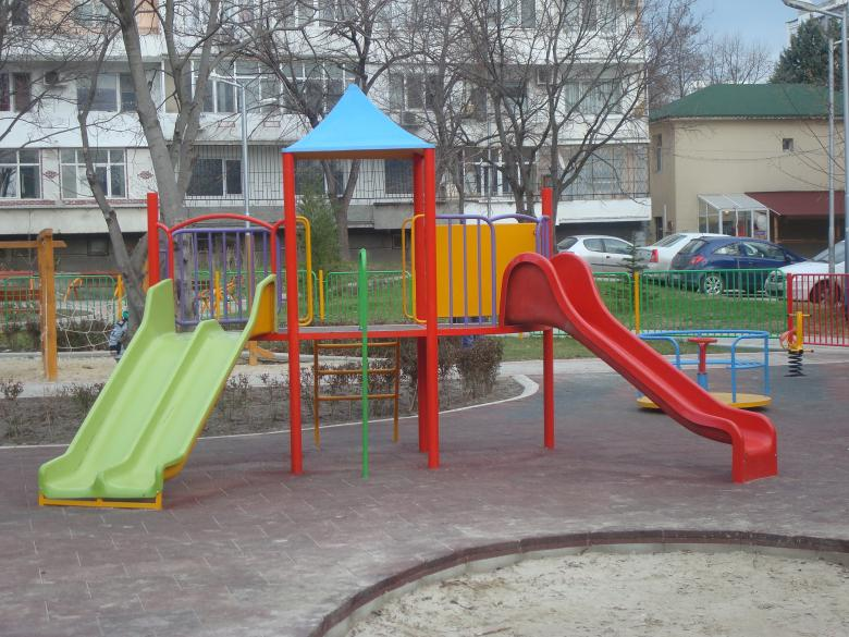 Free Stock Photo of Children playground Created by Boris Kyurkchiev