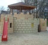 Free Photo - Children playground castle