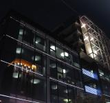Free Photo - Modern building at night