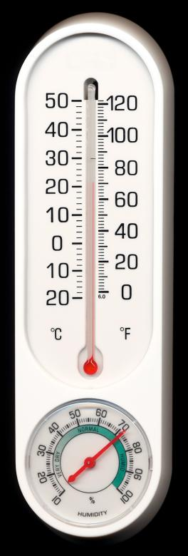 Free Stock Photo of Thermometer and Hygrometer Created by Nicolas Raymond