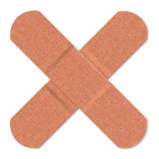 Cross Bandages Free Photo