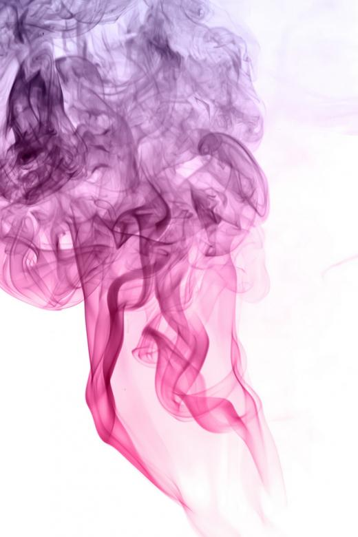 Free Stock Photo of violet smoke Created by 2happy