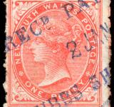 Free Photo - Red Queen Victoria Stamp