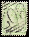 Free Photo - Green Queen Victoria Stamp