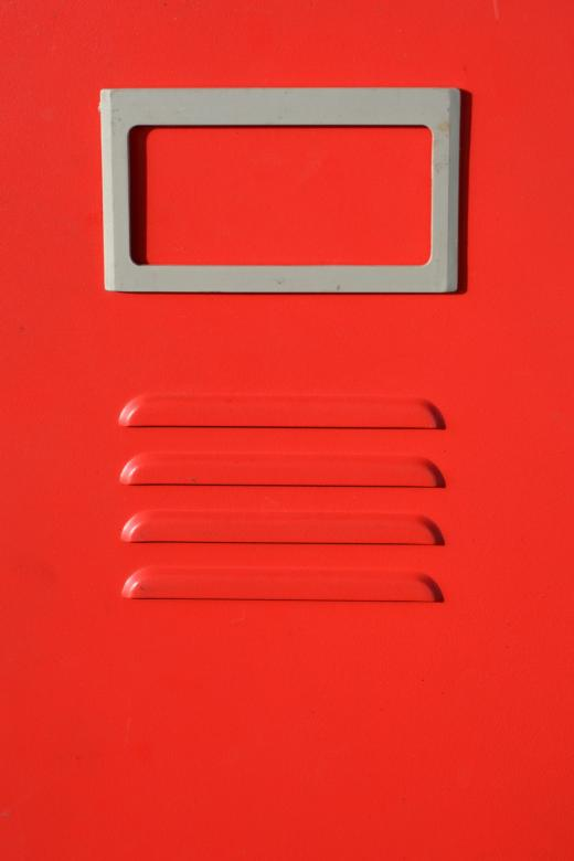 Red Mail box - Free Red Stock Photos