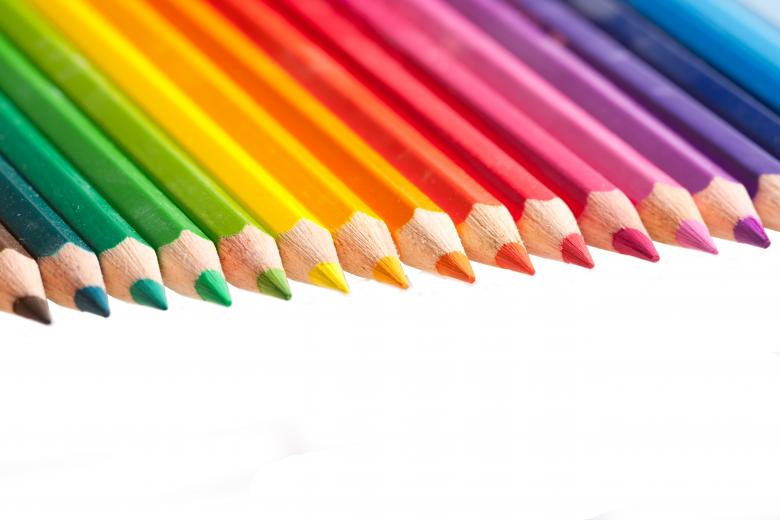 Color pencils - Free Colorful Stock Photos