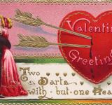 Free Photo - Valentine Greetings Card - Circa 1910s
