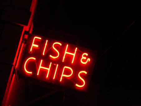 Fish and Chips - Free Stock Photo