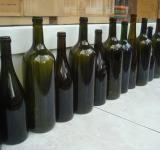 Free Photo - Empty wine bottles