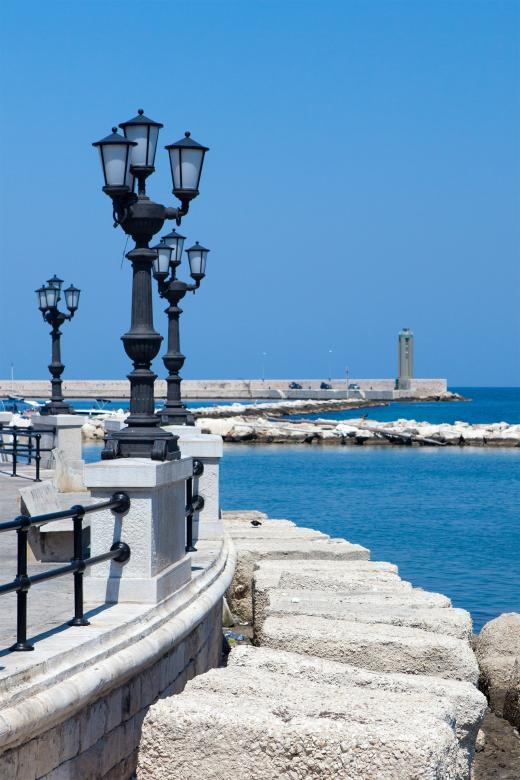 Free Stock Photo of Bari, Italy Created by Geoffrey Whiteway