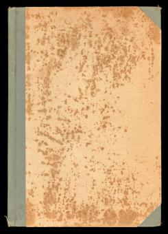Blank Antique Book Cover - Free Stock Photo