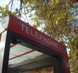 Free Photo - Telephone booth