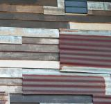 Free Photo - Corrugated Panels Background