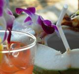 Free Photo - Fresh Coconut Drink on the Beach