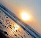 Free Photo - Sunrise on Beach