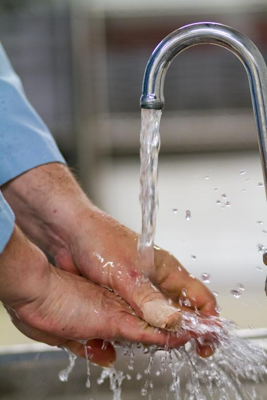 Free Stock Photo of Hand Washing Created by Geoffrey Whiteway