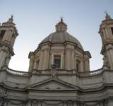 Free Photo - Church domes in Rome, Italy