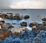 Free Photo - Blue Boulders Beach - HDR
