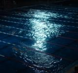 Free Photo - Swimming pool at night