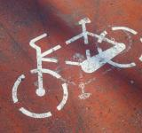 Free Photo - Bicycle line