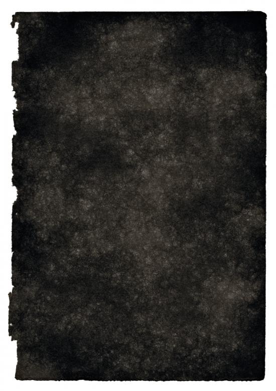 Free Stock Photo of Vintage Grunge Paper - Charred Black Created by Nicolas Raymond