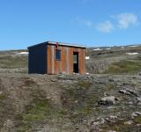 Free Photo - Small cabin on a mountain