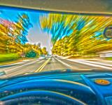 Free Photo - Fast driving