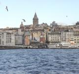 Free Photo - Golden Horn & Galata Tower in Istanb
