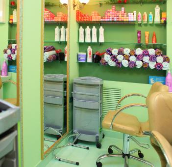 Beauty Salon - Free Stock Photo