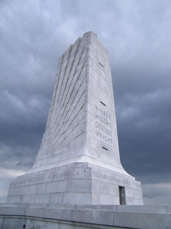 Free Stock Photo of Wright Brothers Memorial Created by Samantha S