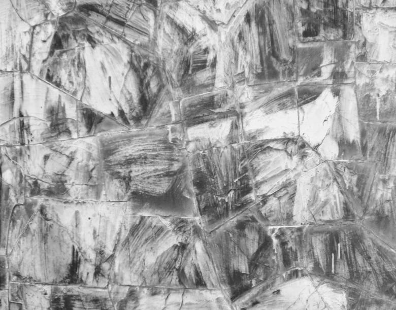 Free Stock Photo of Abstract B&W Brushed Wall Background Created by Ivan