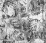 Free Photo - Abstract B&W Brushed Wall Background