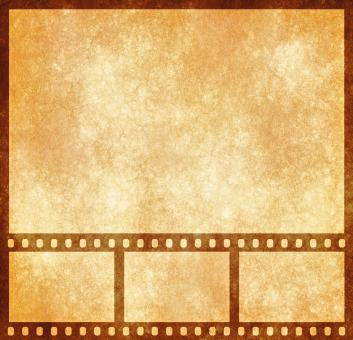 Film Strip Grunge Template - Free Stock Photo