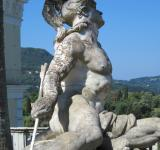 Free Photo - Statue of Achilles on Corfu island, Gree