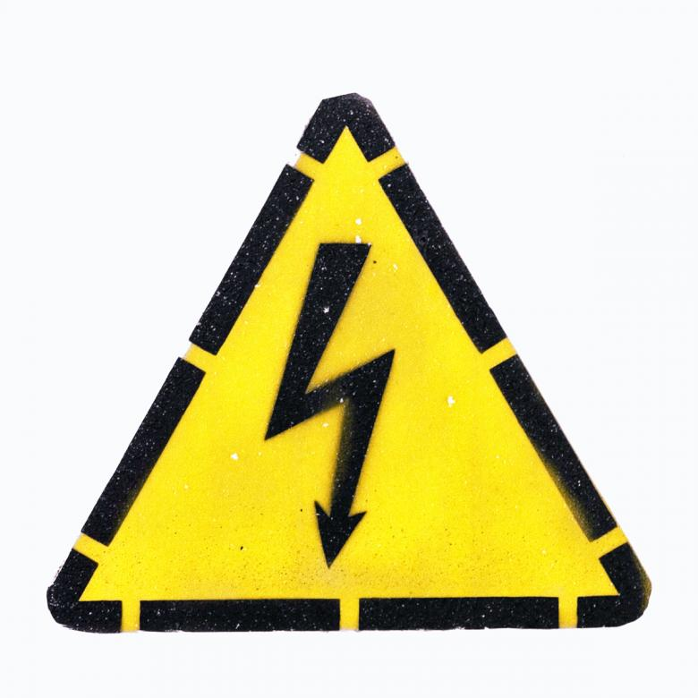 Free Stock Photo of Danger Sign Created by 2happy