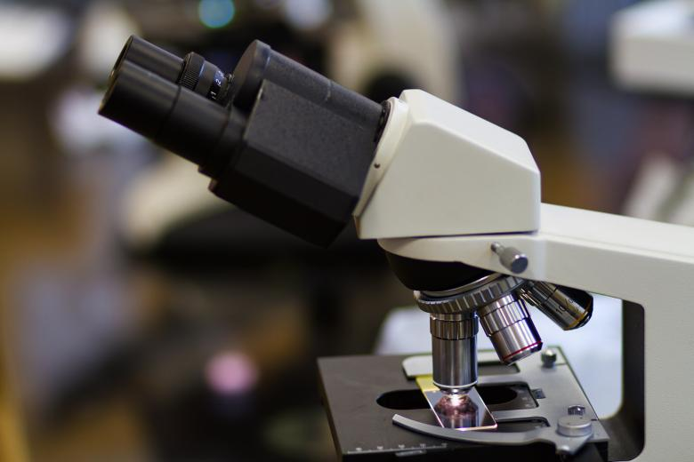 Free Stock Photo of Microscope Created by Geoffrey Whiteway