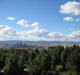 Free Photo - A view over Barcelona