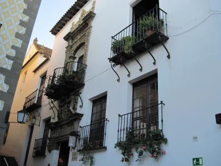 Traditional Spanish building - Free Stock Photo
