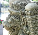 Free Photo - Oriental Monster Statue