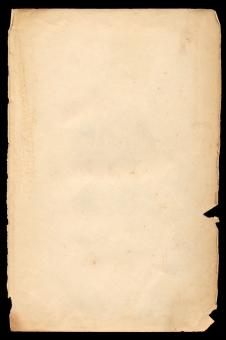 Blank Vintage Paper - Free Stock Photo