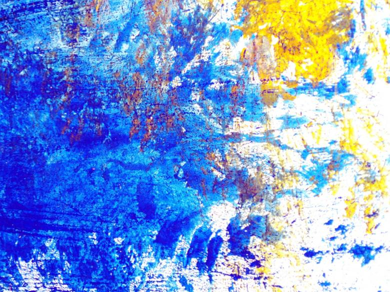 Free Stock Photo of Brush Strokes Paint Background Created by Ivan