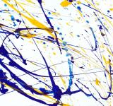 Free Photo - Paint Splatter Background