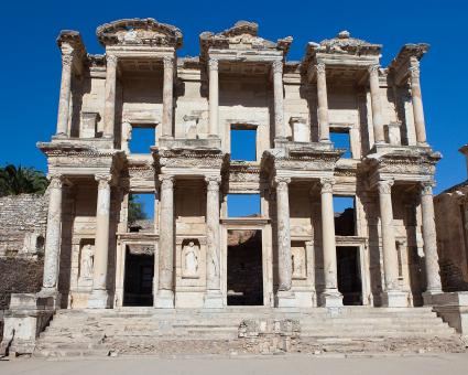 Library of Celsus - Free Stock Photo