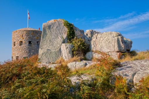 Guernsey Tower - Free Stock Photo