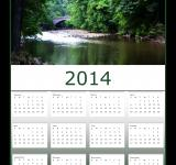 Free Photo - View at Valley Green 2014 Calendar