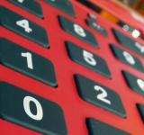 Free Photo - Red Calculator