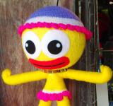 Free Photo - Bright Yellow Kids Doll